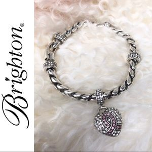 Brighton Breast Cancer Bracelet